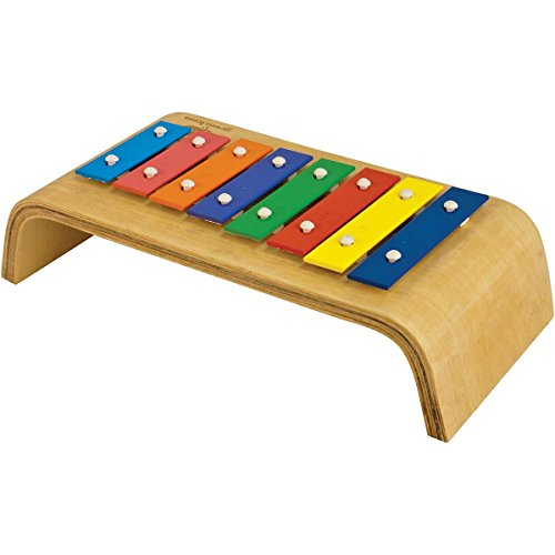 Green Tones / Melody Glockenspiel with Mallets