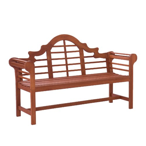 Sei Lutyens Bench Dark Brown Christine M Andrewsher