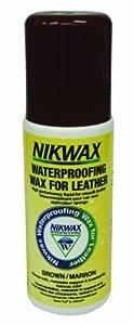 Nikwax Waterproofing Brown Wax for Leather Liquid by Nikwax