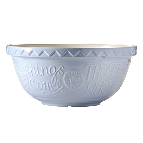 Mason Cash All Good Things Mixing Bowl, 4.25-Quart