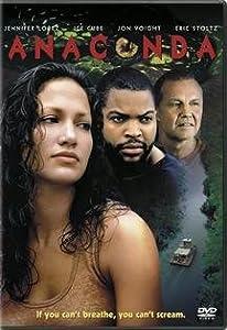 """Cover of """"Anaconda"""""""