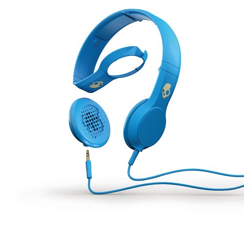 Skullcandy Cassette Db Headphones With Mic1 Athletic Blue Os -Kids