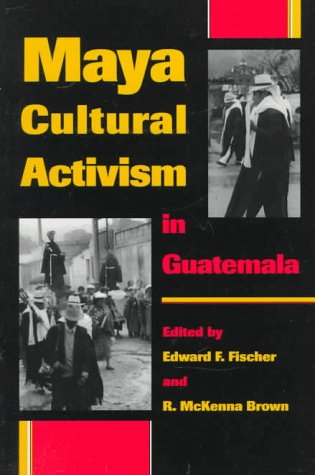 Maya Cultural Activism in Guatemala (LLILAS Critical Reflections on Latin America Series)