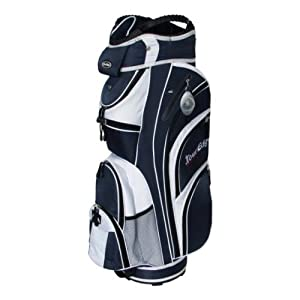 Tour Edge Max-D Cart Bag (Black)