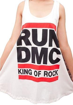 Amazon.com: TTM199 RUN DMC King of Rock HIP HOP Party Rap ...