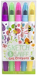 Sketch & Sniff Sketch & Sniff Spring Scented Gel Crayons