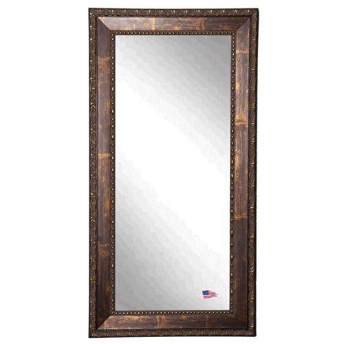 American Made Rayne Roman Copper Bronze 30.5 X 65.5 Floor Mirror front-842405