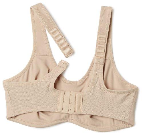 Wacoal Women's Underwire Sport Bra,Naturally Nude,38DDD