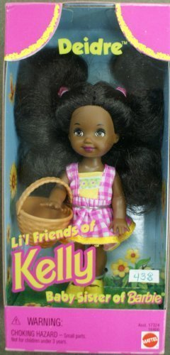 Barbie Kelly Deidre doll