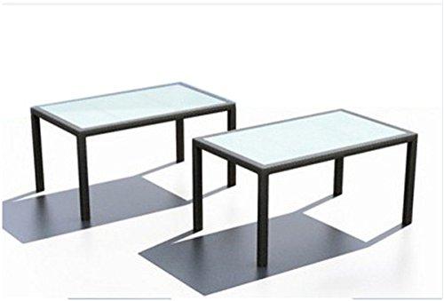 Rattan Tisch Linea Esstisch 150cm