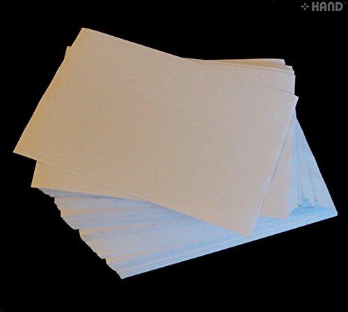 Étiquettes pour Machine à affranchir largeur de 500 étiquettes (250 planches d'étiquettes Par feuille: 152 x 38 mm