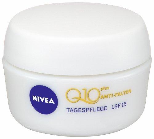 Nivea Visage Q10 Plus Anti-Falten Tagespflege, 50 ml
