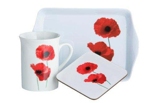 premier-housewares-3-piece-poppy-tea-time-gift-set