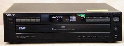 sony-cdp-c225-high-density-linear-converter-5-compact-disc-cd-player