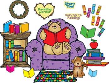 Cozy Reading Center