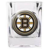 Boston Bruins Square Shot Glass - 2 oz.