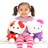 Slick Hello Kitty 28cm Soft Toy - Cleva Edition H8' Bundle