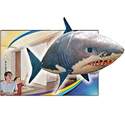 Air Swimmers Remote Controlled Flying Shark Toy