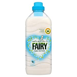 fairy non bio powder how to use