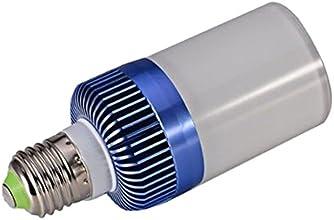 Lumisky BBS-01 BLUE Ampoule LED Musicale E27 Bluetooth MP3 avec Haut-Parleur Intégré Bleu 5 x 5 x 13 cm