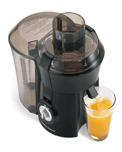 Find Bargain Hamilton Beach 67601A Big Mouth Juice Extractor, Black
