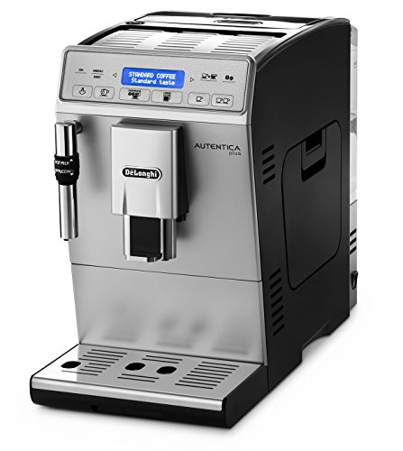 DeLonghi ETAM 29.620.SB Autentica Plus Kaffeevollautomat (Dampfdüse) thumbnail