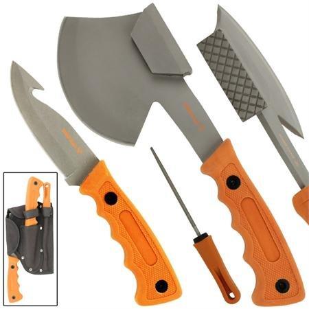 Zombie Killer Orange Field Dressing Kit