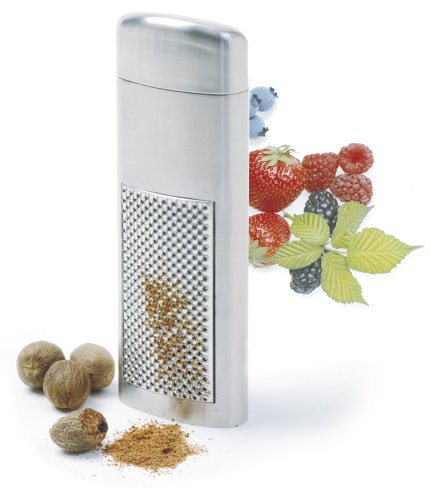 how to use ginger grater