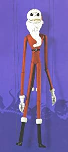 Tim Burton's Nightmare Before Christmas Santa Jack Marionette by NECA