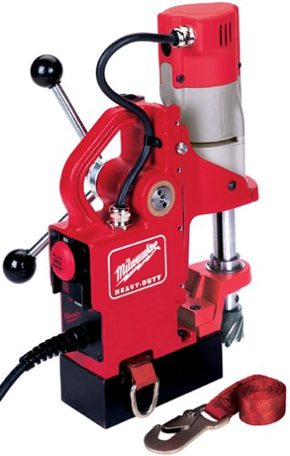 Best Prices! Milwaukee 4270-20 9 Amp Compact Electromagnetic Drill Press
