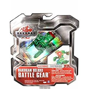 Bakugan Deluxe Battle Gear - Vilantor Gear - Gundalian Invaders (Colours Vary)