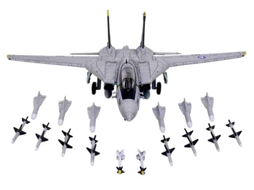Buy Low Price Forces of Valor U.S. F-14 Tomcat – Kuwait, 1991 Figure (B00009953E)