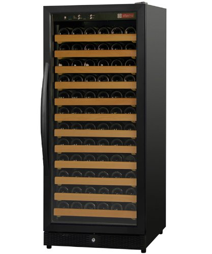 Built In Wine Cooler Cabinet front-23302