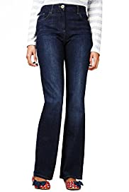 Body Shape Denim Marilyn Slim Bootleg Jeans