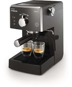 Saeco HD8323/01 Machine à Espresso Manuelle Poemia Focus
