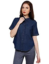 Oxolloxo Women denim shirt