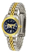 "Pittsburgh Panthers NCAA AnoChrome ""Executive"" Ladies Watch"