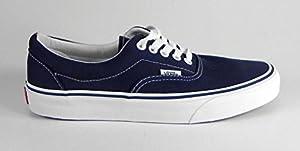 Vans Unisex Era (Cancun) Skate Shoe (3.5 D(M) US, Navy)