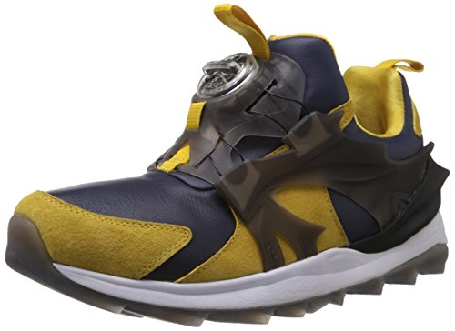 Puma Puma Men's Disc Swift Tech Leather Boat Shoes (Multicolor)