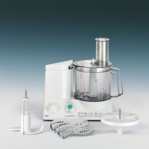Braun Combimax K 600  Food Processor