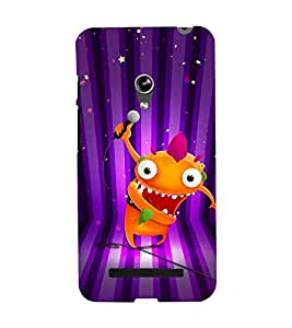 FIXED PRICE Printed Back Cover for Zenfone 5