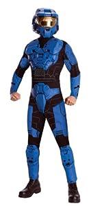 Halo Deluxe Costume