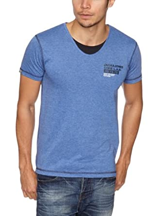 Jack and Jones Rooter Printed Men's T-Shirt Surf the Web Small
