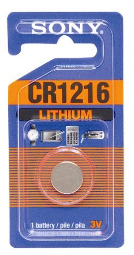 Sony Lithium Coin Battery CR1216B1AB0001MQUNS