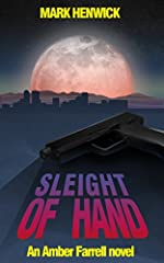 Sleight of Hand: An Amber Farrell novel (Bite Back Book 1)
