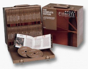 Great Pianists Of The 20Th Century: The Complete Edition, Box 1