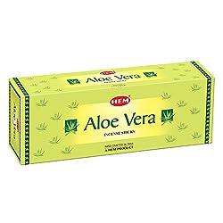 Hem Aloe Vera Incense stick