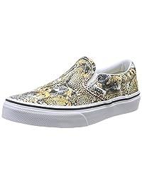Vans Kids Classic Slip-On (Kenya) Skate Shoe