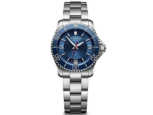 victorinox-swiss-army-montre-de-bracelet-maverick-mechanical-small-automatique-analogique-automatiqu