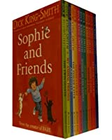 Dick King Smith Sophie and Friends Collection 12 Books Box Set, (